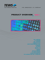 TEWS Product Overview